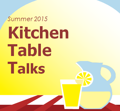 Kitchen Table Talks 2015